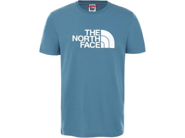 The North Face Easy Camiseta Manga Corta Hombre, mallard blue